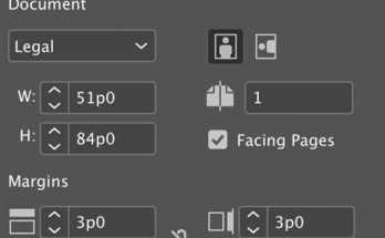 InDesign Panels image